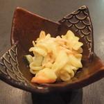 厳選島豚しゃぶしゃぶ、すき焼きせいりゅう - 前菜