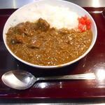 よろい - 牛タンスジカレー(大盛)
