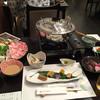 えびの高原荘 - 料理写真:黒豚しゃぶしゃぶ食べ放題コース