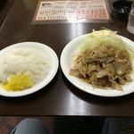 ぞのちゃん - 料理写真: