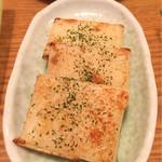 居酒屋 南国 - 山芋のステーキ