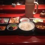 いり江 - 松花堂弁当