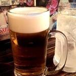 とりビアー 渋谷肉横丁店 - 男前生ビールで乾杯♪(〃゜▽゜)ノ□☆□ヽ(゜▽゜*)♪