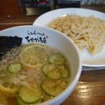 39340209 - 塩つけ麺(並)(850円税込)
