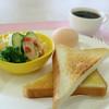 和食堂 - 料理写真:モーニングサービス 350円