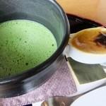 茶房 菊泉 - 抹茶