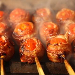 炭火焼鳥や手作り料理、旨い肴は、『旨い酒』を美味くします!!