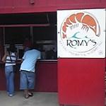 Romy's Kahuku Prawns & Shrimp - お店の外観です。
