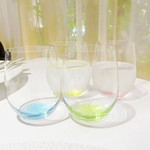オーグードゥジュール メルヴェイユ 博多 - 玻璃杯很漂亮