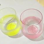 オーグードゥジュール メルヴェイユ 博多 - 五彩的玻璃杯
