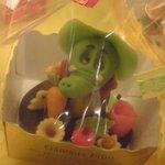 Alice - イースターで販売していたマジパン人形  キュートです。