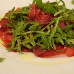 ラ・ポルタ・フェリーチェ - 馬肉の塩漬け