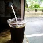 リトルナップコーヒースタンド - アイスコーヒー