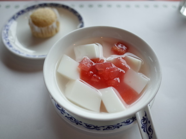 ホテルオークラ レストラン横浜 中国料理 桃源