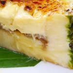 トミーバハマ - パイナップル クリームブリュレ