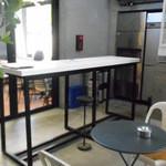 ブランチキッチン - 喫茶スペース
