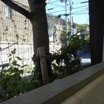 ブランチキッチン - 窓辺の景色
