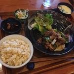 みっきー食堂 - 焼き肉定食