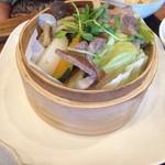 みっきー食堂 - 料理写真:せいろ蒸し