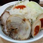 ぎんじろう - 【らーめん 小盛 + 煮たまご】¥650 + ¥100