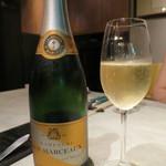 青龍 - 料理写真:H27.6月 シャンパン♡