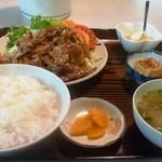 野麦 - 焼肉定食