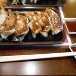 39371121 - 宇都宮と浜松の共演。「宇都宮餃子館」と「石松」のコラボ。^p^
