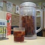 桂花ラーメン - お茶