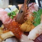 きづなすし - 歌舞伎丼拡大