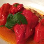 ヒッチトカケル - トルコ料理、ビベル・ドルマ