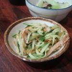 上海小吃 - お通し