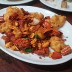 上海小吃 - カエルから揚げ