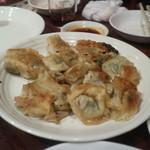上海小吃 - 焼き餃子