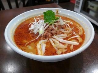 銀香園 - 坦坦刀削麺