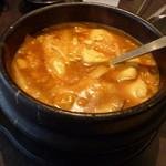 焼肉太郎 - スンドゥブチゲ