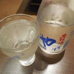 みえやに - 宮の雪 ひや生貯蔵酒