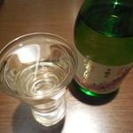 みえやに - 瀧自慢 生貯蔵酒