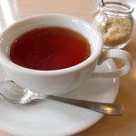 メルキュール カフェ - ストレートティー