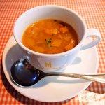 3938973 - スープ(ランチ)