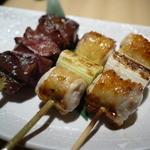 河島 - 料理写真:極上串焼