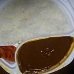 カレーハウス - 料理写真:プレーンカレー大盛 テイクアウト