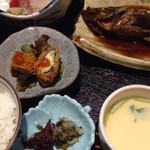 浜舟 - 浜舟定食税込1000円♤ボリュームあり魚美味い