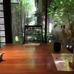月あかり - 1階テーブル席