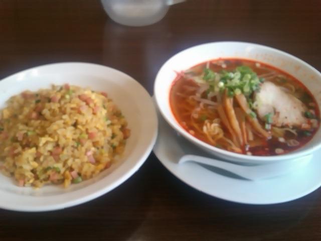 中華料理 糸魚川