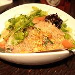 アジアン・ニューヨーク - Lunch Menuの「海鮮春雨御飯」