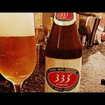 """アジアン・ニューヨーク - ベトナムビールの定番""""333""""(映画風に画像アレンジ)"""