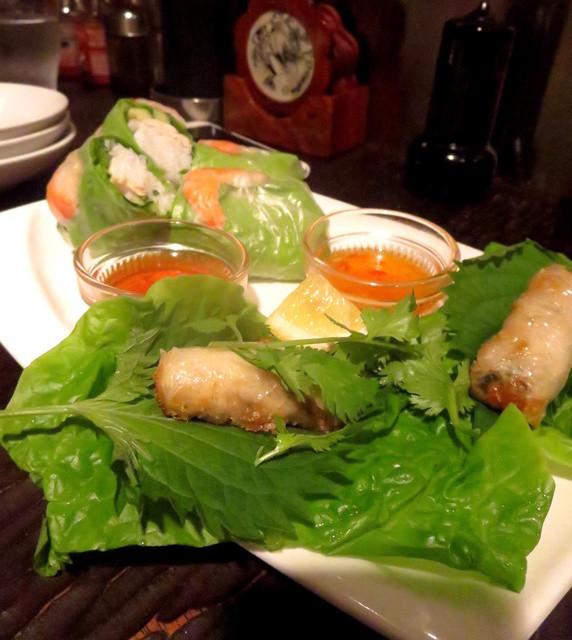 アジアン・ニューヨーク - 野菜ソムリエの店ならでは…野菜がたっぷりで健康的andヘルシー
