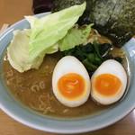 ラーメンきら家 - らーめん&煮卵