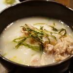 丈ちゃん - 鶏飯(420円)
