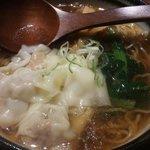 かげおか - ワンタン麺